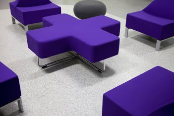Maths Seating Area